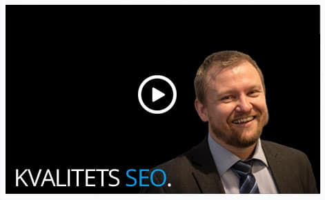 Kvalitets seo video