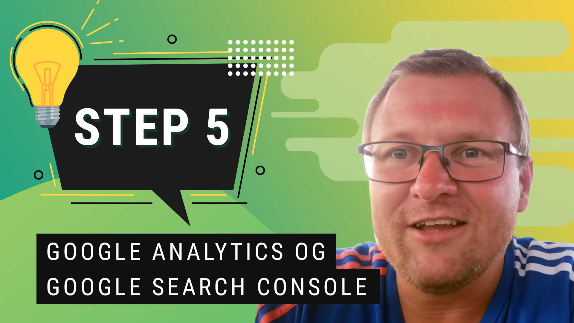 Google Analytics, og Google Search Console