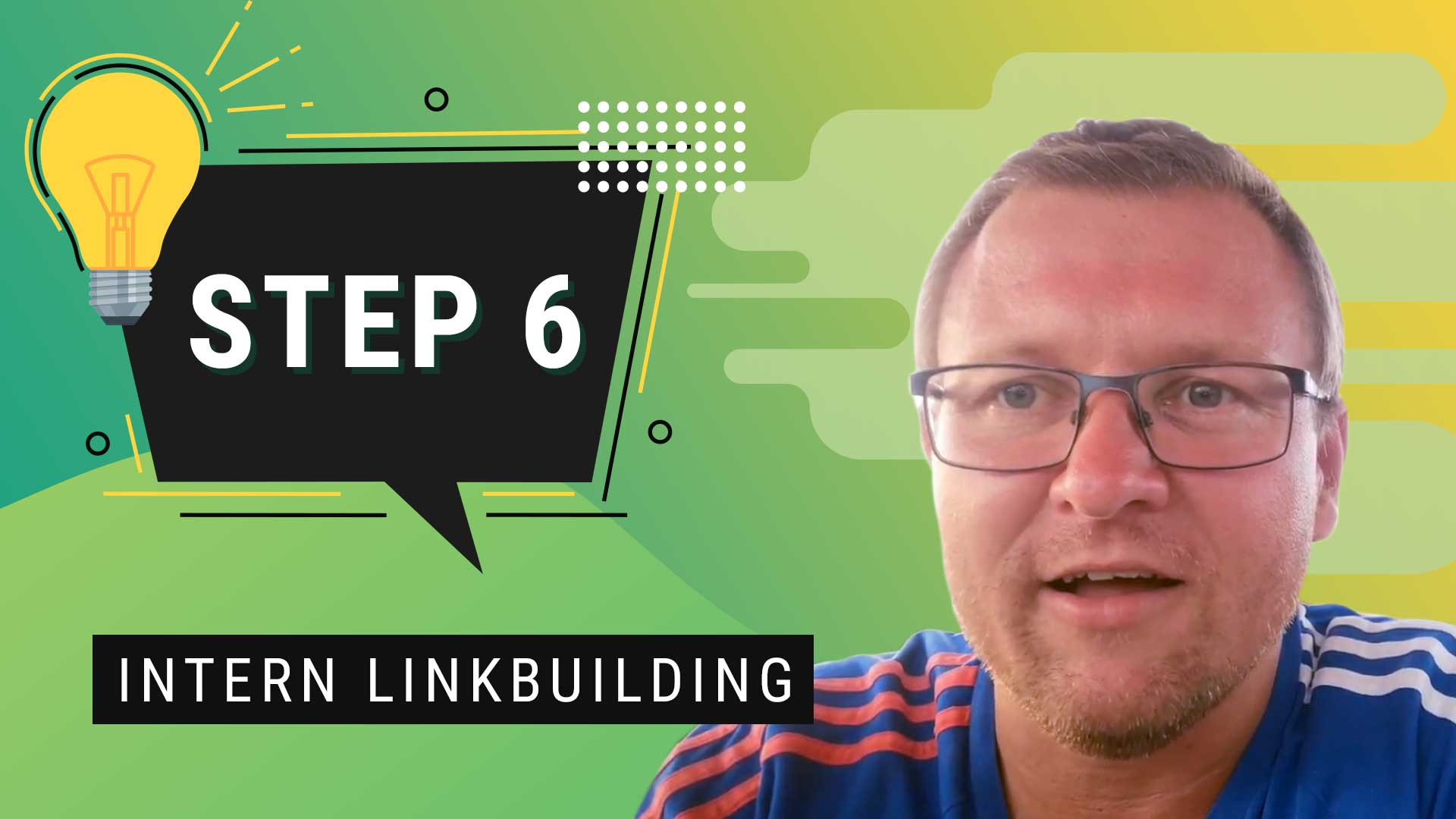 Intern linkbuilding